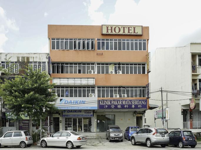 OYO 1091 Q On Hotel Seri Kembangan, Kuala Lumpur