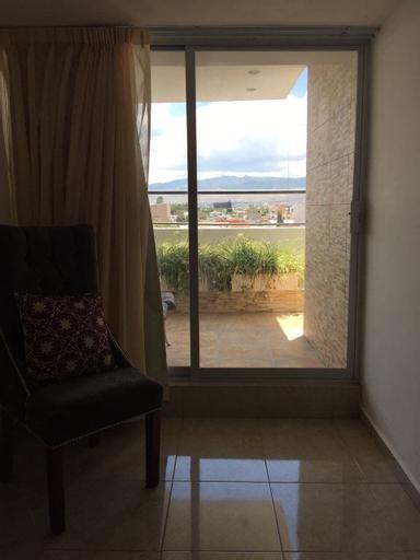 Hotel Santa Lucia del Bosque, San Luis Potosí