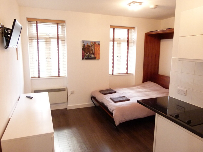 SS Property Hub - City of London Studio Apartment 5, London