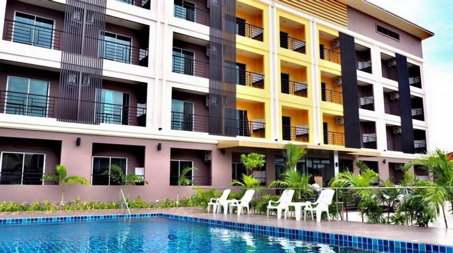 B Space Residence, Bang Lamung