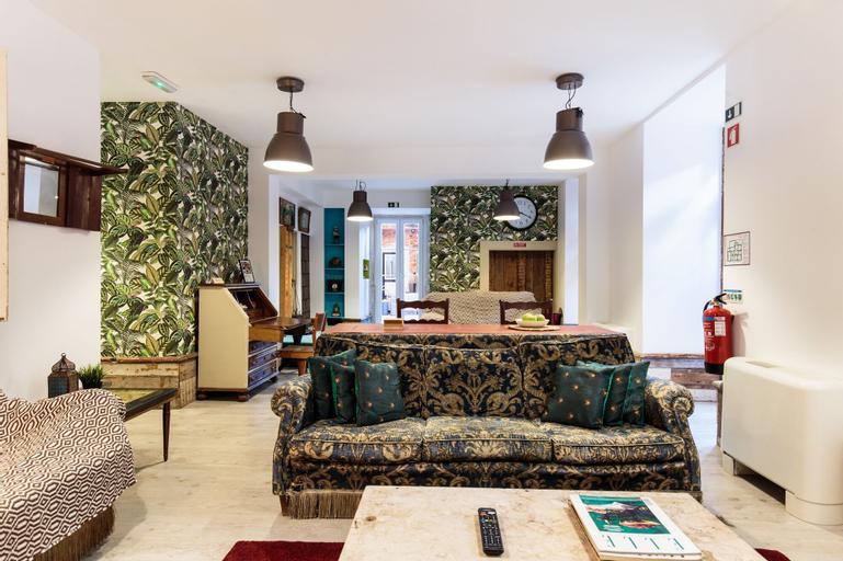 The Indy House, Lisboa