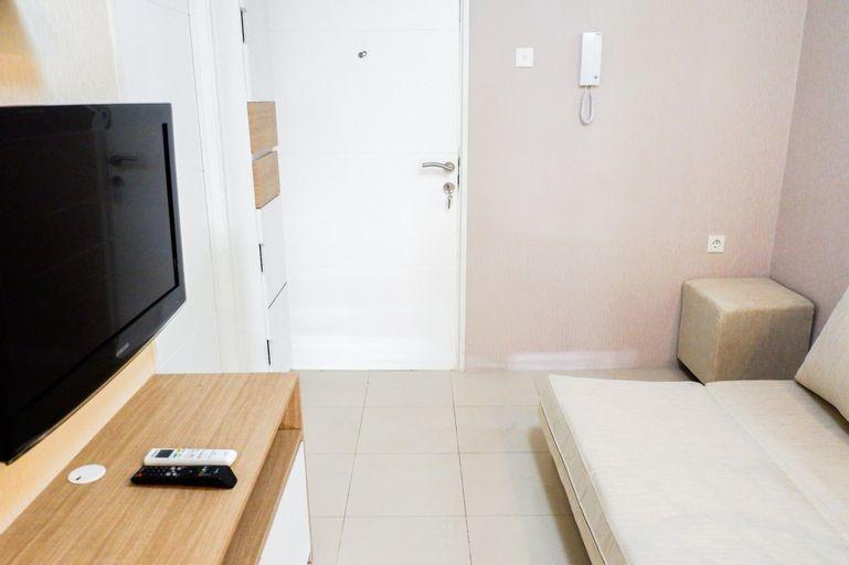 Modern and Comfy Design 2BR Bassura City Apartment, East Jakarta