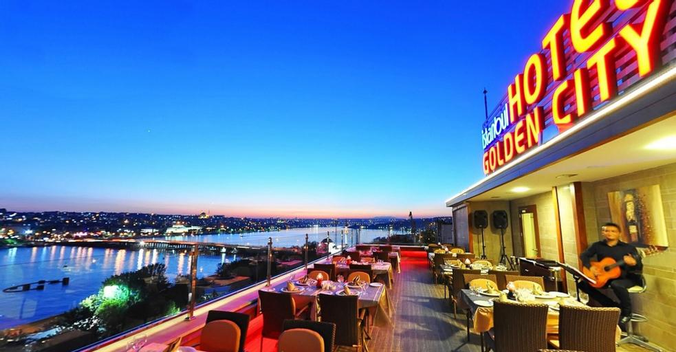 Istanbul Golden City Hotel, Beyoğlu