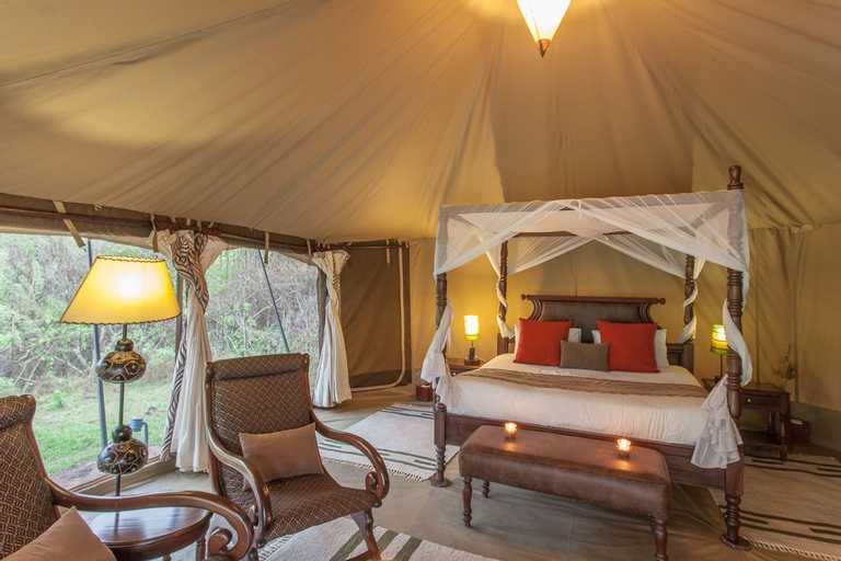 Mara Ngenche Safari Camp, Narok West