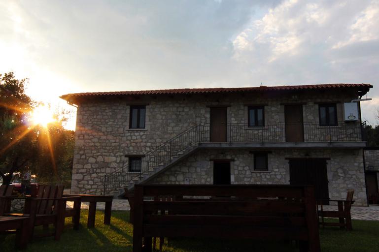 Masseria Mastrangelo, Caserta