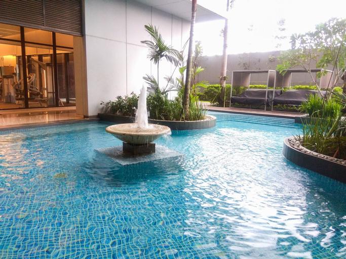 Spacious 2BR Apartment at 1 Park Avenue, Jakarta Selatan