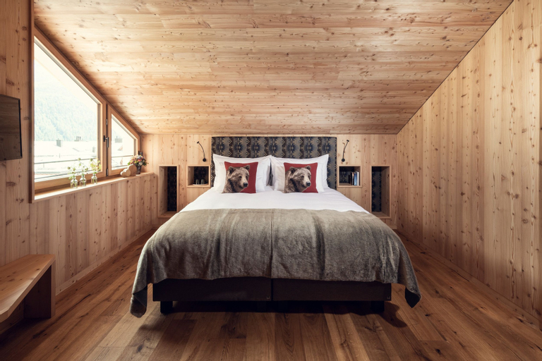 Conrad's Mountain Lodge, Maloja