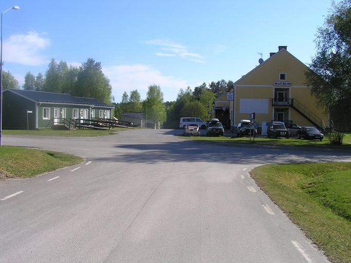 Fredrika Hotell Jakt & Fiskecamp, Åsele