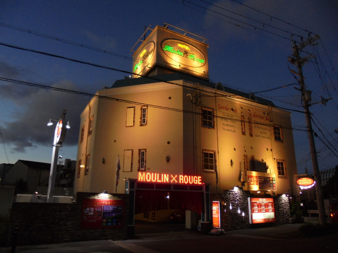 HOTEL MOULIN ROUGE - Adults Only, Ibaraki