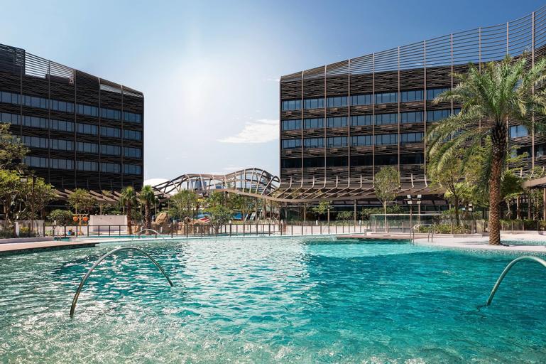 Hong Kong Ocean Park Marriott Hotel, Southern