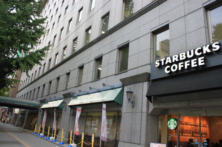 Hotel Grand Terrace Sendai Kokubuncho, Sendai