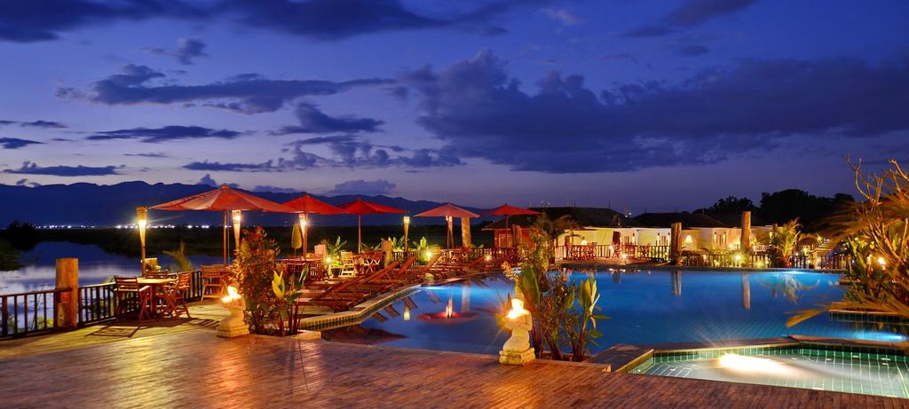 Aureum Palace Hotel & Resort Inle, Taunggye