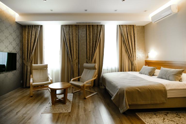 Sosnoviy Bor Hotel, Achinskiy rayon