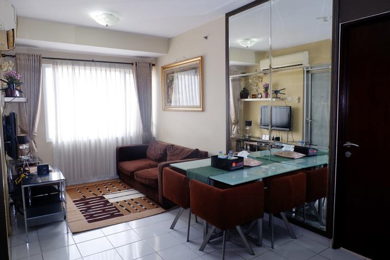 Cozy 2BR Taman Rasuna Apartment, South Jakarta