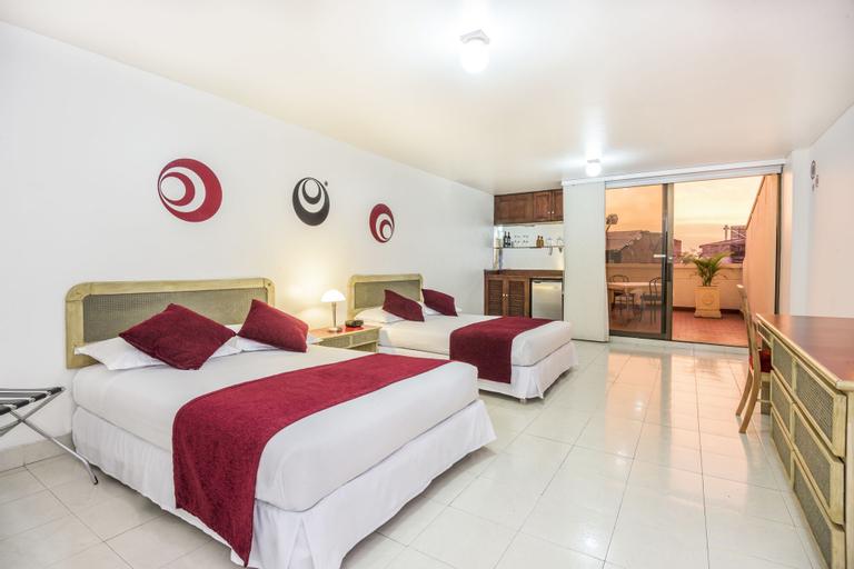 Hotel Don Jaime, Santiago de Cali