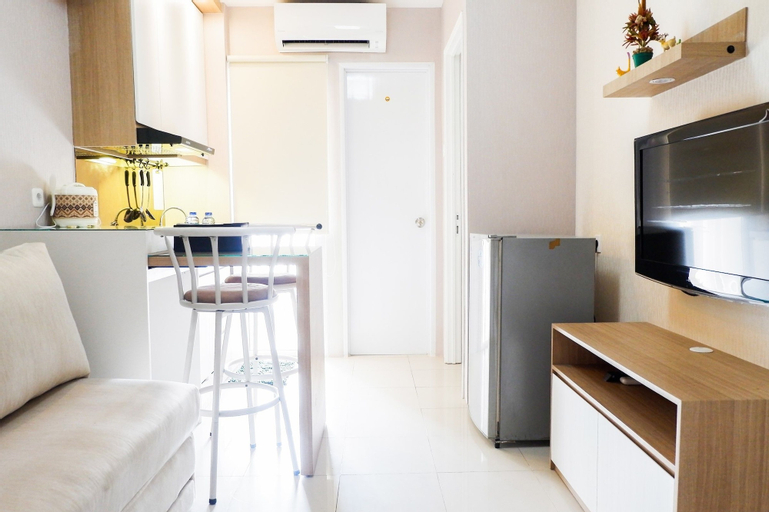 Relax and Enjoy in a Comfy Bassura City Apartment, Jakarta Timur