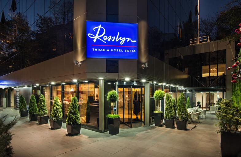 Rosslyn Thracia Hotel, Stolichna