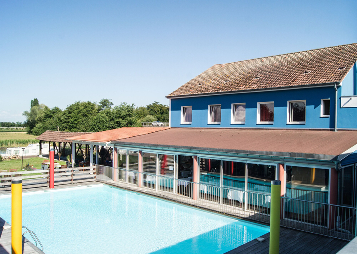 Hôtel Argos, Bas-Rhin