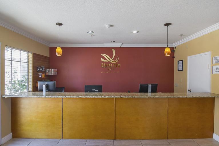Quality Inn Fresno Yosemite Airport, Fresno