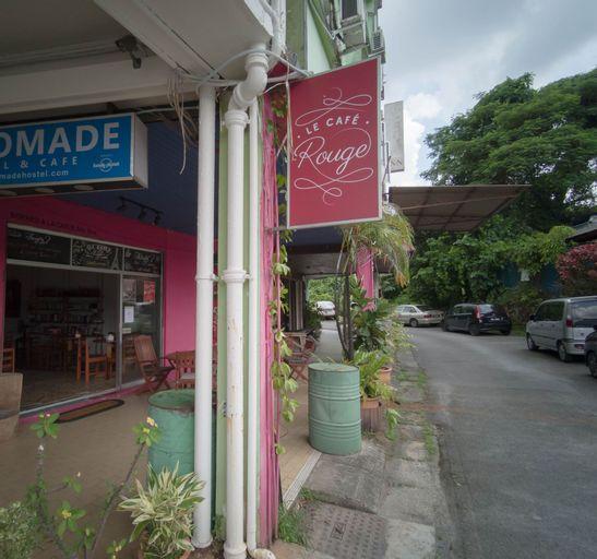 Le Nomade Hostel, Kuching