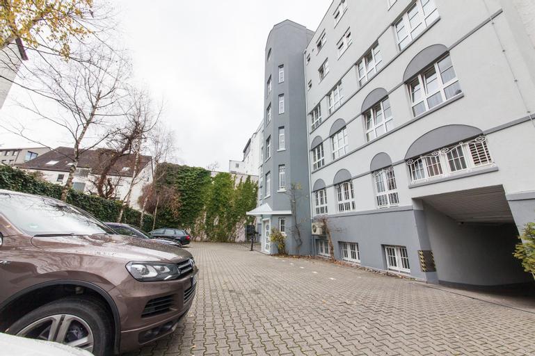 Novum Hotel Offenbacher Hof, Offenbach am Main