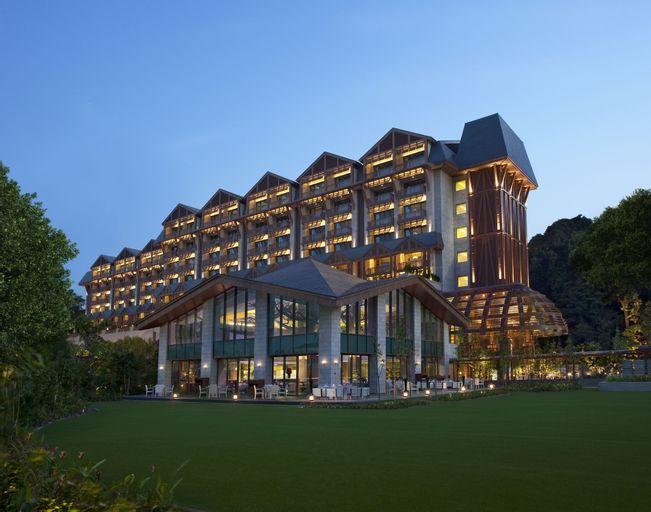 Resorts World Sentosa - Equarius Hotel, Bukit Merah