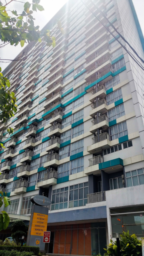 1BR Apartment with Sofa Bed at The H Residence, East Jakarta
