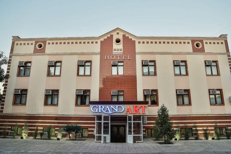 Grand Art, Tashkent City