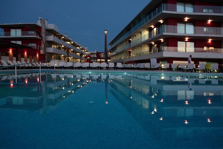 Água Hotels Riverside, Lagoa