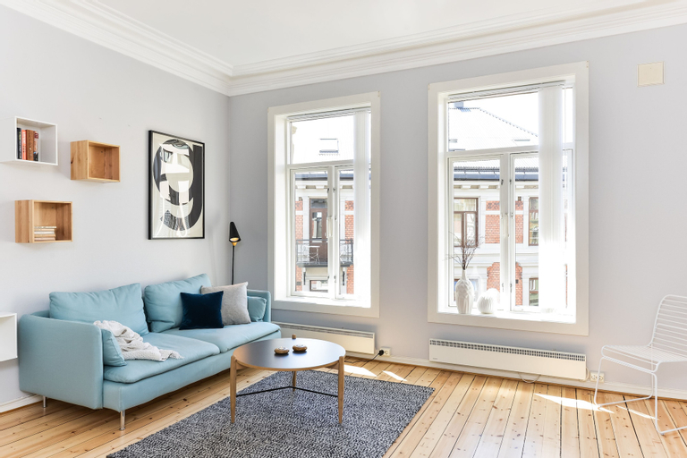 Forenom Serviced Apartments Royal Park, Oslo
