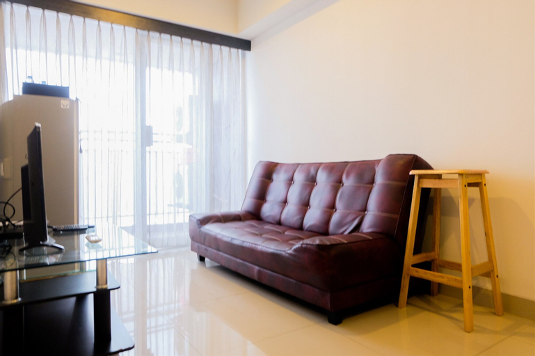 1BR Apartment with Sofa Bed at The H Residence, Jakarta Timur