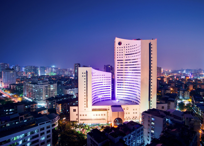 Central Hotel Jingmin, Xiamen