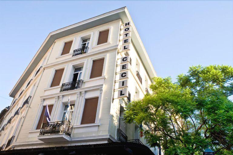 Cecil Hotel, Attica