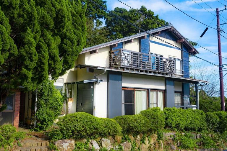 Shobusawa Log House, Kawazu