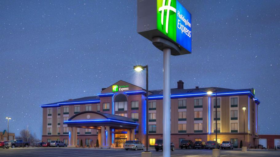 Holiday Inn Express Wichita South, Sedgwick