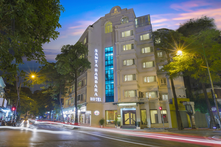 Santa Barbara Hotel & Spa, Ba Đình