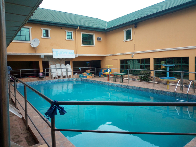Joybam Hotel and Events Center, IbadanSouth-West