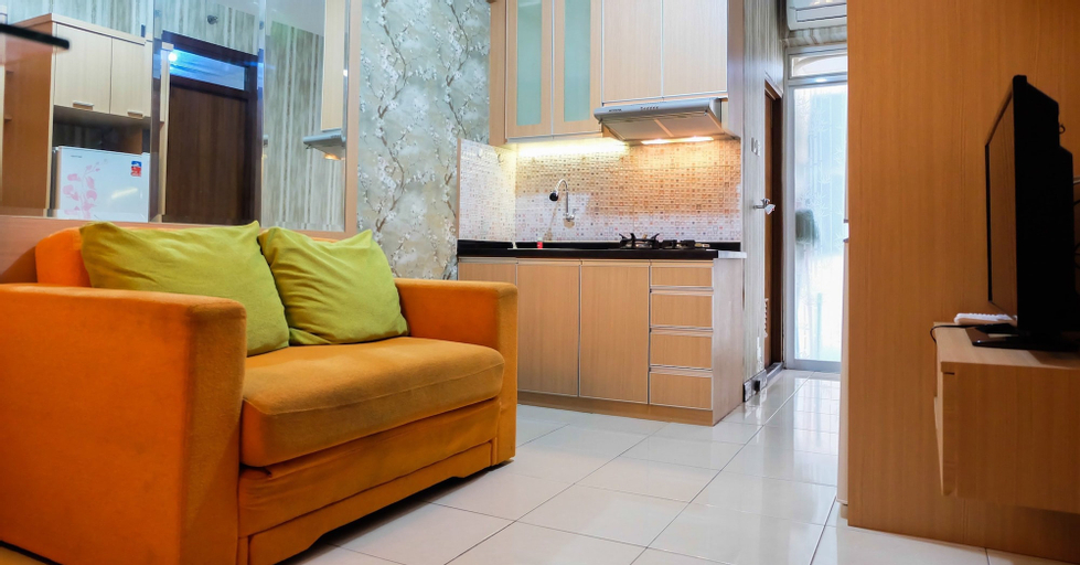 Full Furnished 2BR Pluit Sea View Apartment, North Jakarta