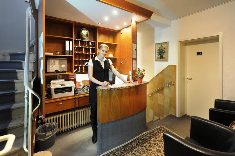 Fair Hotel Villa Diana Westend, Frankfurt am Main