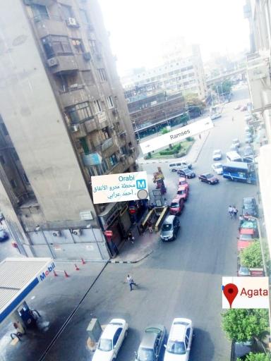 agata hostel, Al-Azbakiyah