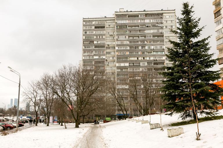 MaxRealty24 Slavyanskiy Bulvar, Western