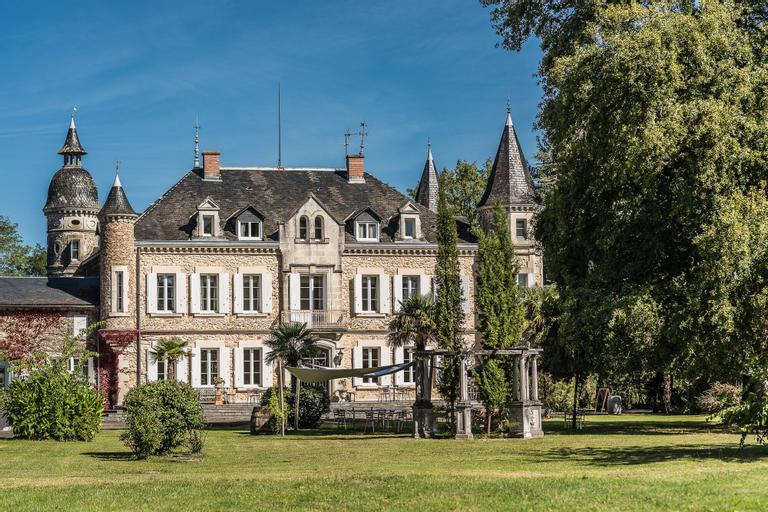 Chateau de Buros, Landes