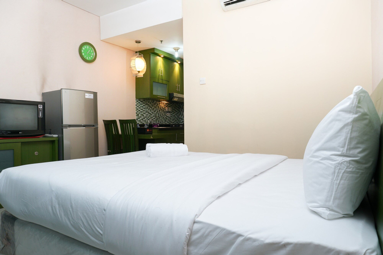 Cozy Studio Apartment at Cosmo Terrace, Central Jakarta