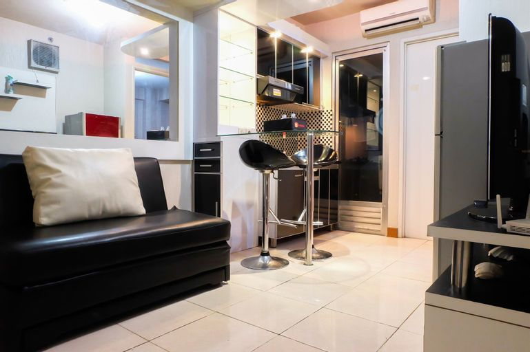 Cozy With City View In Kalibata Apartment Direct To Kalibata City Mall, Jakarta Selatan