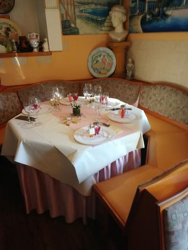 Restaurant El-Greco Pension Naheblick, Bad Kreuznach