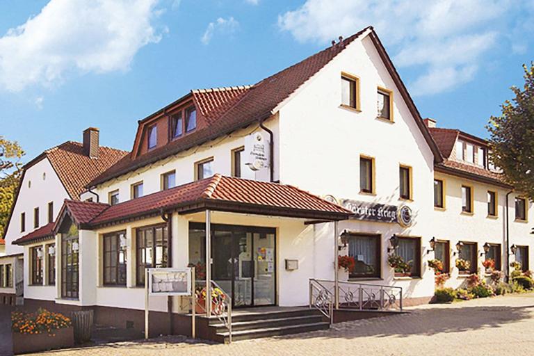 Hörster Krug, Lippe