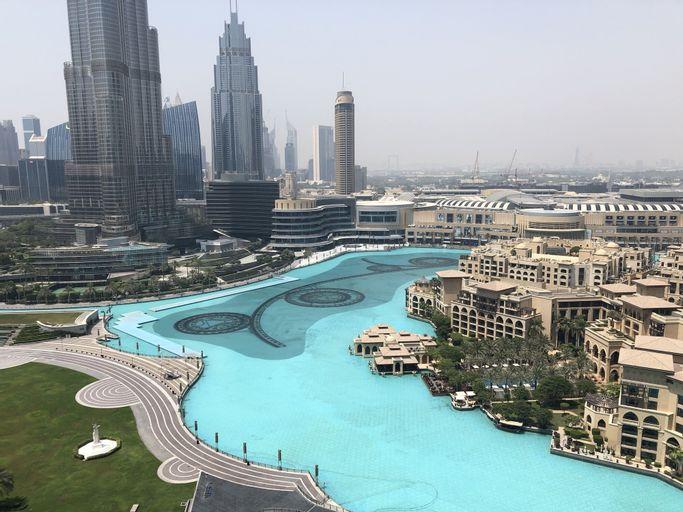 Ultimate Stay 4BR Burj Khalifa view,