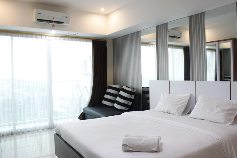 Bright Studio @ Tamansari La Grande Apartment By Travelio, Bandung