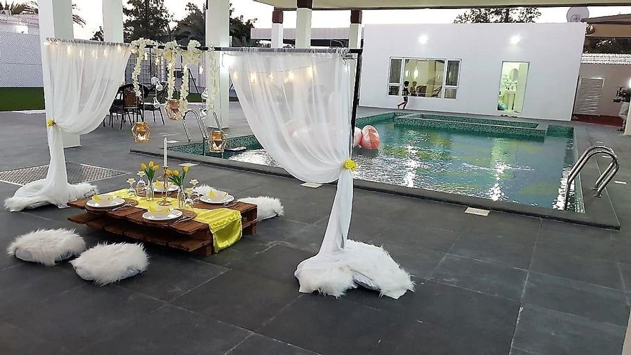 Jawharat Al-Rumais Villas & Spa, Barka