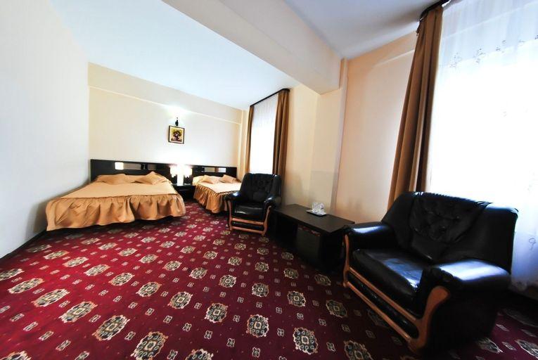Hotel Magic Trivale, Mosoaia